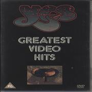 Click here for more info about 'Yes - Greatest Video Hits'