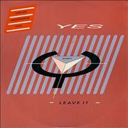 Click here for more info about 'Yes - Leave It'