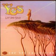 Click here for more info about 'Yes - Live And Solo'
