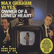 Click here for more info about 'Yes - Owner Of A Lonely Heart'