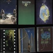 Click here for more info about 'Yes - Six CD Album Lot'