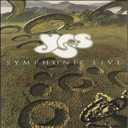 Click here for more info about 'Yes - Symphonic Live - 2-Disc'