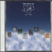 Click here for more info about 'Yes - The Best Of Yes 1970-1987'