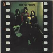 Click here for more info about 'Yes - The Yes Album - 1st - EX'