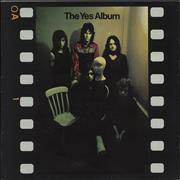 Click here for more info about 'Yes - The Yes Album - EX'