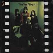 Click here for more info about 'Yes - The Yes Album - Sealed'