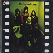 Click here for more info about 'Yes - The Yes Album'