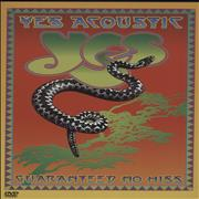 Click here for more info about 'Yes Acoustic: Guaranteed No Hiss'