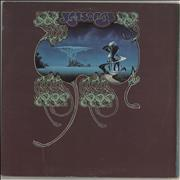 Click here for more info about 'Yes - Yessongs - 1st - EX'