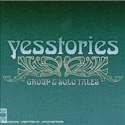 Click here for more info about 'Yes - Yesstories: Group & Solo Tales'