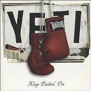 Click here for more info about 'Yeti - Keep Pushin' On'
