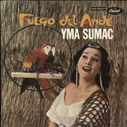 Click here for more info about 'Yma Sumac - Fuego Del Ande (Fire Of The Andes)'