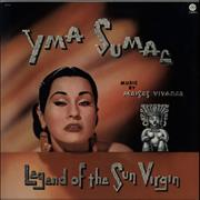 Click here for more info about 'Yma Sumac - Legend Of The Sun Virgin'
