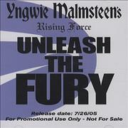 Click here for more info about 'Yngwie Malmsteen - Unleash The Fury'