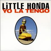 Click here for more info about 'Yo La Tengo - Little Honda'