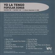 Click here for more info about 'Yo La Tengo - Popular Songs'