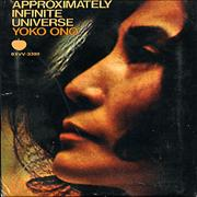 Click here for more info about 'Yoko Ono - Approximately Infinite Universe'