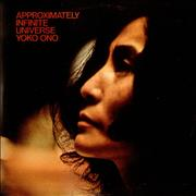 Click here for more info about 'Yoko Ono - Approximately Infinite Universe - 1st'