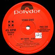 Click here for more info about 'Yoko Ono - My Man'
