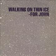 Click here for more info about 'Yoko Ono - Walking On Thin Ice + Lyric Sheet'