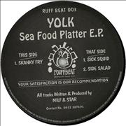 Click here for more info about 'Yolk - Sea Food Platter EP'