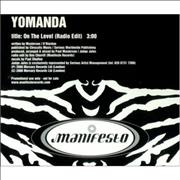 Click here for more info about 'Yomanda - On The Level'