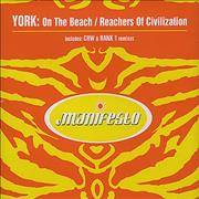 Click here for more info about 'York - On The Beach / Reachers Of Civilisation'