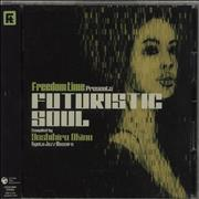Click here for more info about 'Yoshihiro Okino - Freedom Time Presents Futuristic Soul'