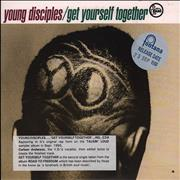 Click here for more info about 'Young Disciples - Get Yourself Together - Stickered sleeve'