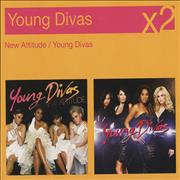 Click here for more info about 'Young Divas - New Attitude / Youg Divas'