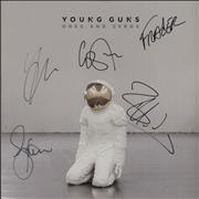 Click here for more info about 'Young Guns - Ones And Zeros - Autographed'