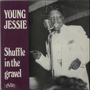 Click here for more info about 'Young Jessie - Shuffle In The Gravel'