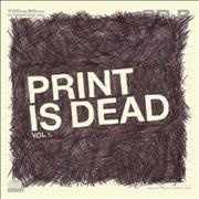 Click here for more info about 'Yourcodenameis:Milo - Print Is Dead Vol. 1'