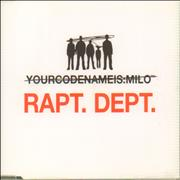 Click here for more info about 'Yourcodenameis:Milo - Rapt. Dept.'