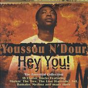 Click here for more info about 'Youssou N'Dour - Hey You'