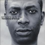 Click here for more info about 'Youssou N'Dour - My Hope Is In You - Sealed!'