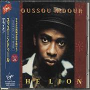 Click here for more info about 'Youssou N'Dour - The Lion'