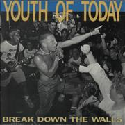 Click here for more info about 'Youth Of Today - Break Down The Walls'