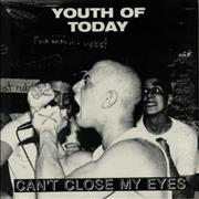 Click here for more info about 'Youth Of Today - Can't Close My Eyes'