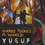 Click here for more info about 'Yusuf Islam - Maybe There's A World'
