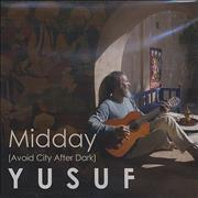 Click here for more info about 'Yusuf Islam - Midday (Avoid City After Dark)'