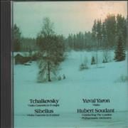 Click here for more info about 'Yuval Yaron - Tchaikovsky: Violin Concerto in D Major / Sibelius: Violin Concerto in D Minor'