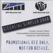 Click here for more info about 'ZTT label - Licensing Sampler 2008'