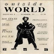 Click here for more info about 'ZTT label - Outside World - Issue 2'