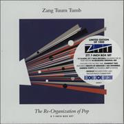 Click here for more info about 'ZTT label - The Re-Organization of Pop - RSD - Sealed'