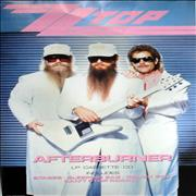 Click here for more info about 'ZZ Top - Afterburner - band'