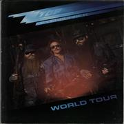 Click here for more info about 'ZZ Top - Afterburner World Tour'
