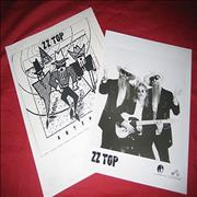 Click here for more info about 'ZZ Top - Antenna'