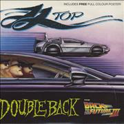 Click here for more info about 'ZZ Top - Doubleback + Poster'