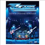 Click here for more info about 'ZZ Top - Live From Texas'